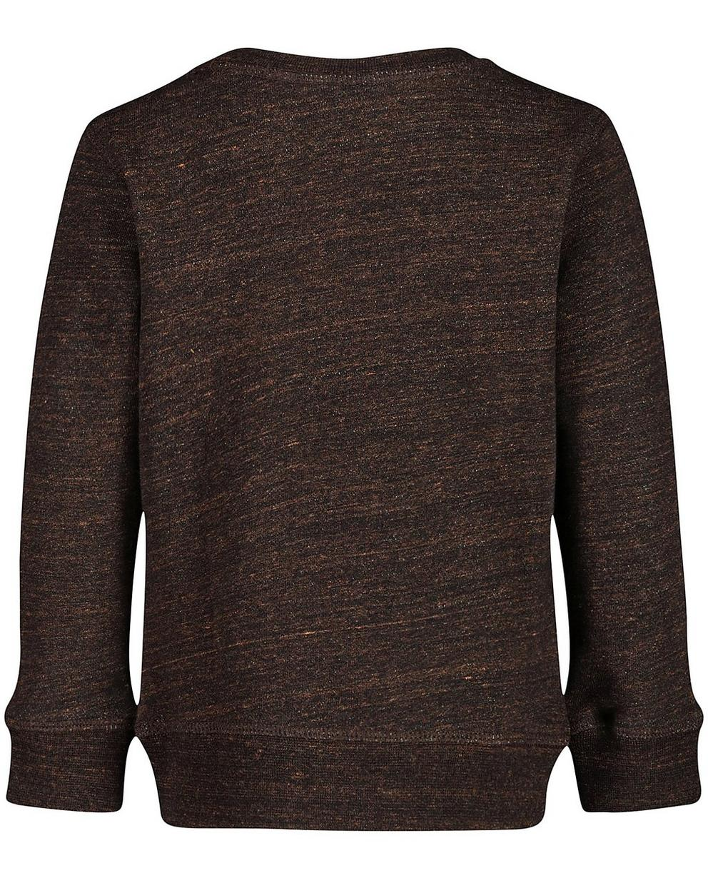 Sweater - Dunkelbraun -